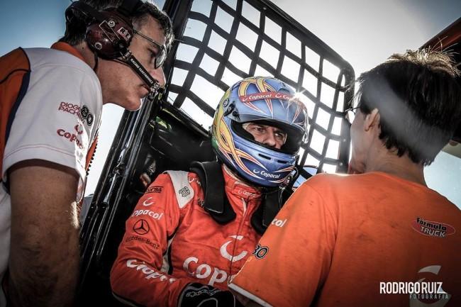 Pachenki, conversa com sua equipe. - Foto: Rodrigo Ruiz - RR Media