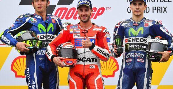 MOTO GP – Resultado Final – GP da Malásia – 2016