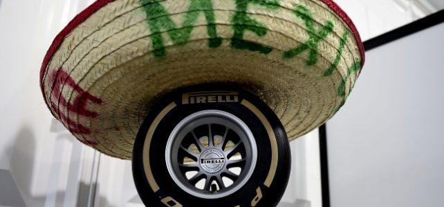 FÓRMULA 1 – Galeria de Fotos – GP do México – 2016