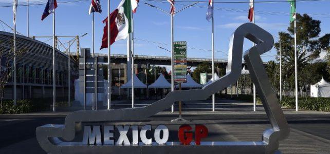 FÓRMULA 1 – Resultados dos treinos livres – GP do México – 2016