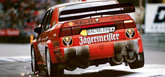 LENDAS DO AUTOMOBILISMO – Um dos carros de turismo mais lindos da história, conheça a lenda Alfa Romeo 155 V6 TI DTM
