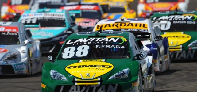 STOCK CAR – Grid de Largada – 11ª Etapa – Curvelo/MG – 2016