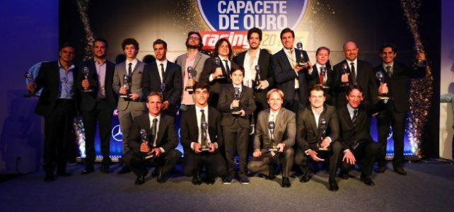 CAPACETE DE OURO 2016 – Evento premia pilotos e navegadores em noite de gala