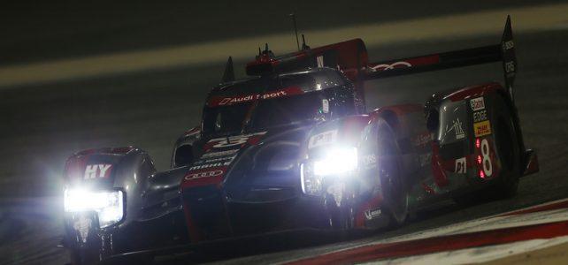 WEC – Audi domina de ponta a ponta e fecha sua participação de forma inesquecível nas 6 Hrs do Bahrein – 2016