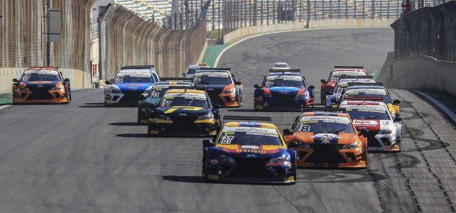 SPRINT RACE  – Programação, horários e transmissão – Interlagos/SP – 2016