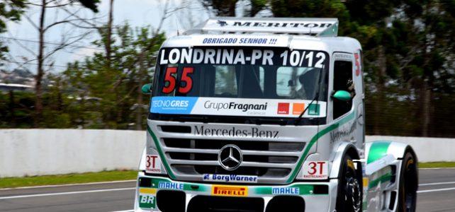 FÓRMULA TRUCK – Novidades, estreias e muita velocidade marcam os primeiros treinos livres em Londrina – 2016