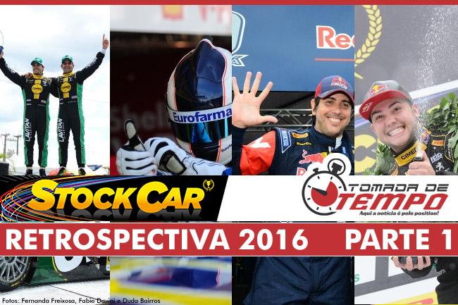 STOCK CAR RETROSPECTIVA 2016 - Tomada de Tempo