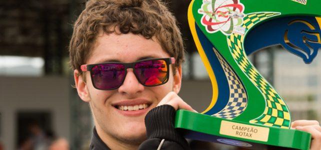 KART – O catarinense Jeff Giassi tem retorno confirmado na Copa São Paulo Light de Kart – 2017