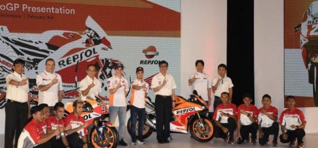 MOTO GP – Honda apresenta equipe e moto (RC213V) para a temporada 2017