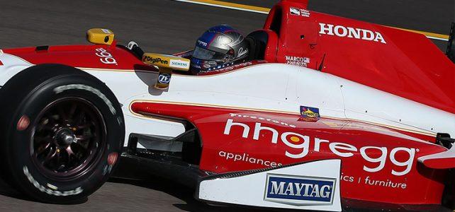 FÓRMULA INDY – Resultados do primeiro de dia de testes (10/02/2017) – Phoenix Raceway – 2017