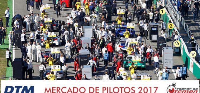 DTM – Definidos os pilotos e equipes para a temporada 2017