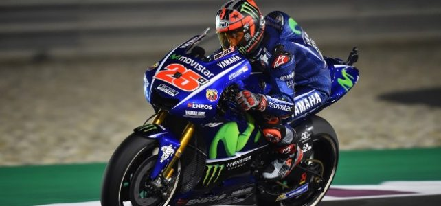 MOTO GP – Grid de Largada – GP do Catar – 2017