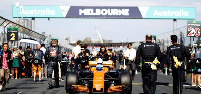FÓRMULA 1 – Galeria de Fotos – GP da Austrália – 2017