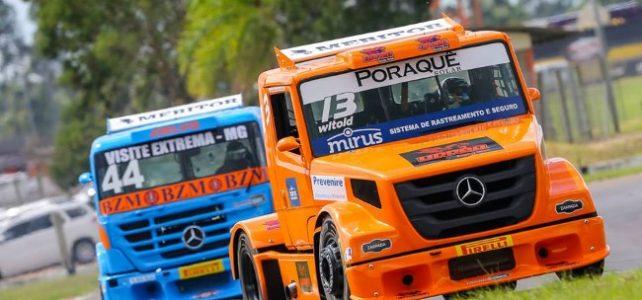 FÓRMULA TRUCK – VÍDEO – Treino classificatório e corrida completa – 1ª Etapa Velopark/RS – 2017