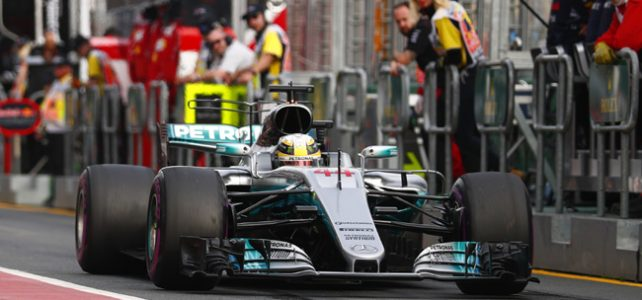 FÓRMULA 1 – Grid de Largada – GP da Austrália – 2017