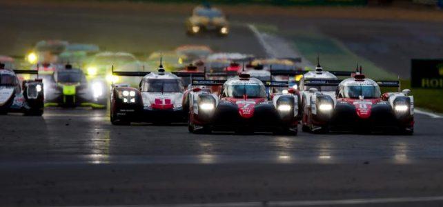 Toyota confirma liderança e conquista primeira vitória do ano no WEC