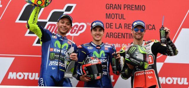 MOTO GP – Resultado Final – GP da Argentina – 2017