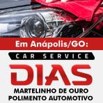 Publicidade - Car Service Dias - Martelinho de Ouro e Polimento - Anápolis/GO