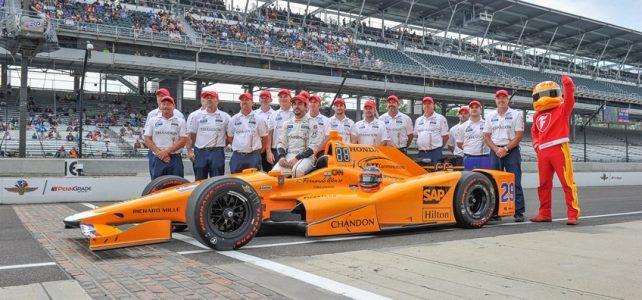 Fórmula Indy 2017 – 500 Milhas de Indianápolis – O Dia de Fernando Alonso.