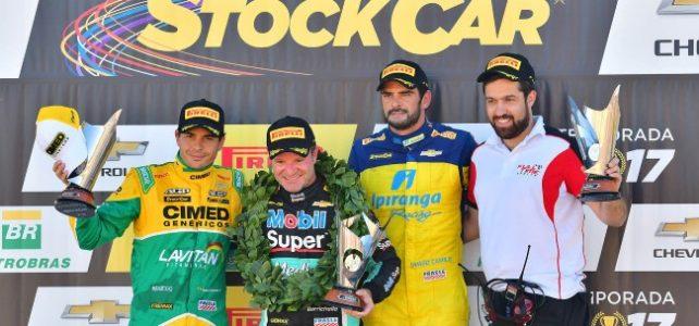 STOCK CAR – Resultado Final – 3ª Etapa – Santa Cruz do Sul/RS – 2017