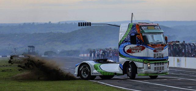 FÓRMULA TRUCK – Londrina já recebe os brutos para a próxima etapa da Fórmula Truck – 2017