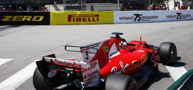 FÓRMULA 1 – Resultado Final – GP de Mônaco – 2017