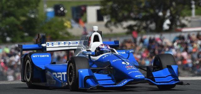 FÓRMULA INDY – Resultado Final – Deu Dixon, Hélio em terceiro – 10ª Etapa Road América – 2017