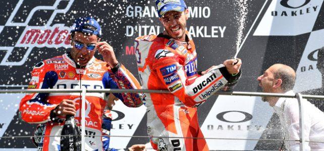 MOTO GP – Resultado Final – 6ª Etapa – GP da Itália – 2017