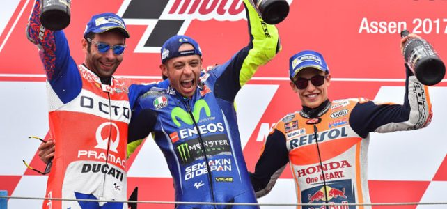 MOTO GP – Resultado Final – GP da Holanda / Assen – 2017