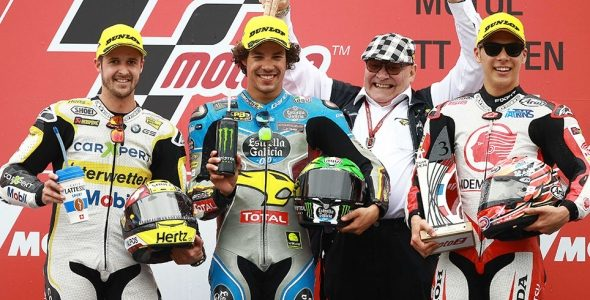 Moto2 – Resultado Final – Assen – 2017