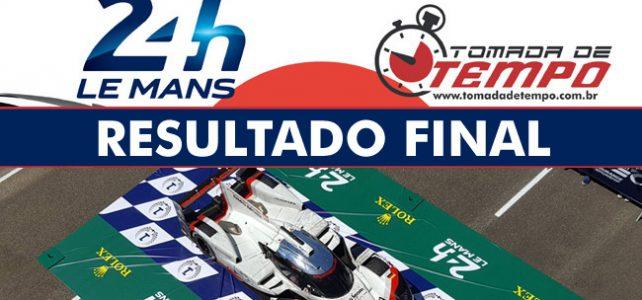 WEC – 24 HORAS DE LE MANS – Resultado Final – Deu Porsche e brasileiro no pódio – 2017