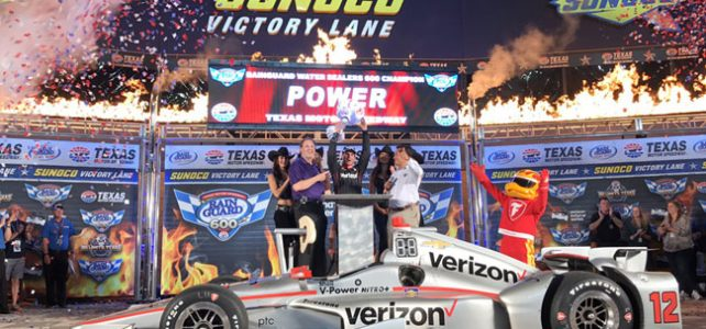 FÓRMULA INDY – Resultado Final – 9ª Etapa – Texas – 2017