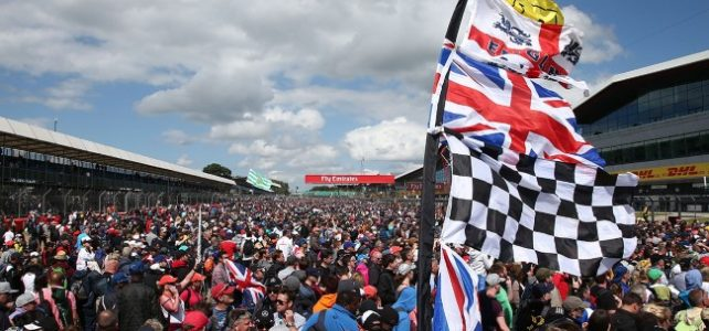 FÓRMULA 1 – Grid de Largada – GP da Inglaterra / Silverstone – 2017