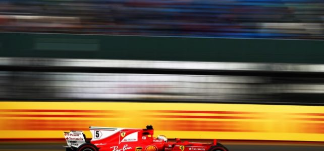 FÓRMULA 1 – Galeria de Fotos – GP da Inglaterra / Silverstone – 2017