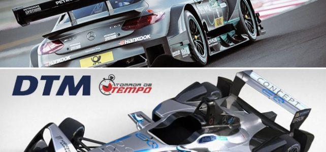 DTM – Mercedes deixa categoria ao final de 2018 e parte para a Fórmula-e! Triste notícia!