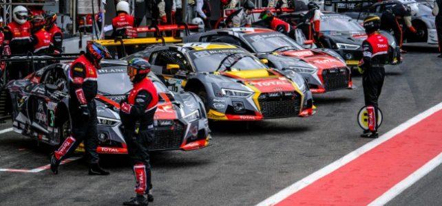 BLANCPAIN GT SERIES – AO VIVO – 24 Horas de Spa – Bélgica – 2017