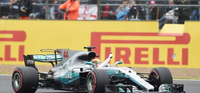 FÓRMULA 1 – Resultado Final – GP da Inglaterra / Silverstone – 2017