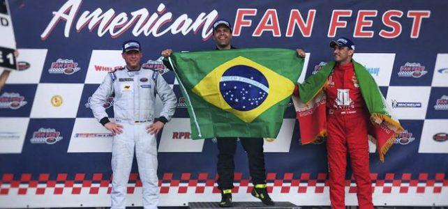 NASCAR EURO – Marconi Abreu mais líder do que nunca – 2017