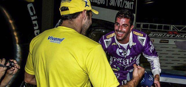 SPRINT RACE – Insuperável Julio Campos fatura a segunda bateria da Guest Race – 2017