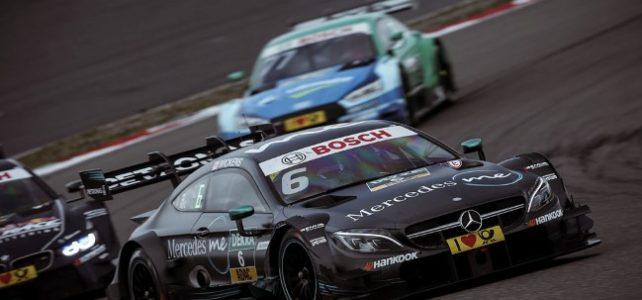 DTM – 7ª Etapa Nurburgring – Corrida #2 – Resultado Final + Corrida Completa – 2017