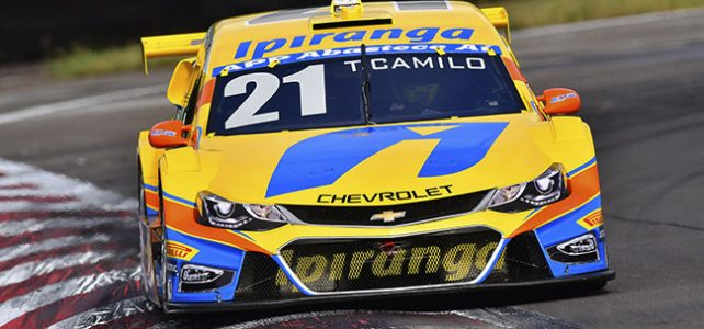 STOCK CAR – Grid de Largada – 8ª Etapa – Londrina – 2017