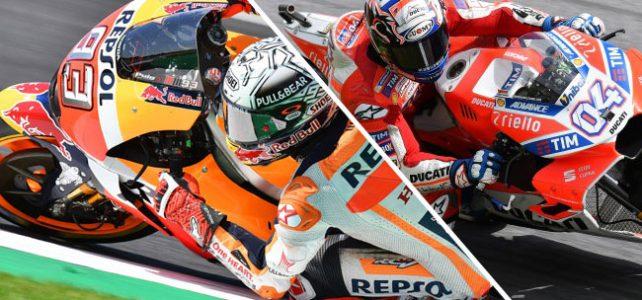 MOTO GP – Programação, horários e transmissão – GP de Aragon – 2017