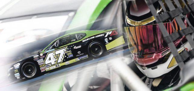 NASCAR EURO – Marconi Abreu consolida vantagem e coloca a mão na taça na Itália – 2017