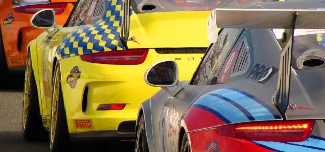 PORSCHE GT3 CUP – Endurance – Programação, Horários e Transmissão – Goiânia/GO – 2017