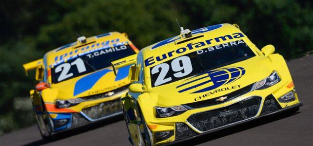 STOCK CAR – Situação do campeonato após 9 etapas – 2017