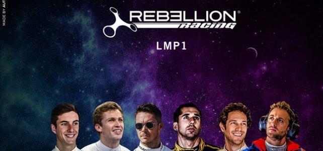 WEC – Excelente, excelente! Rebellion estará na LMP1 em 2018!