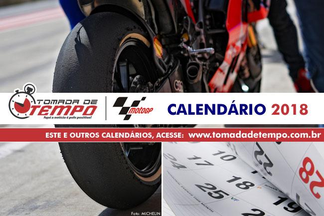 Moto Gp Calendario.Moto Gp Calendario 2018 Tomada De Tempo