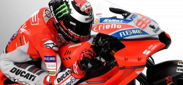 MOTO GP – Ducati apresenta modelo para 2018!