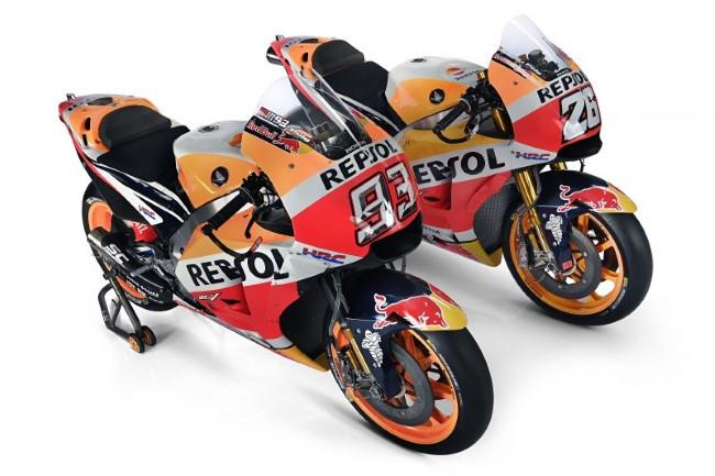 Moto Honda 2018 - Foto: Site Oficial Honda MotoGP