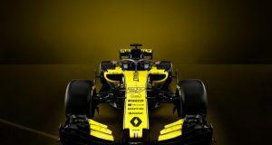 Carro da Renault - RS18 - 2018. Foto: Site Oficial Renault